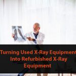 used digital x ray equipment