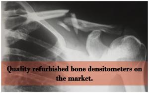 used bone density machine